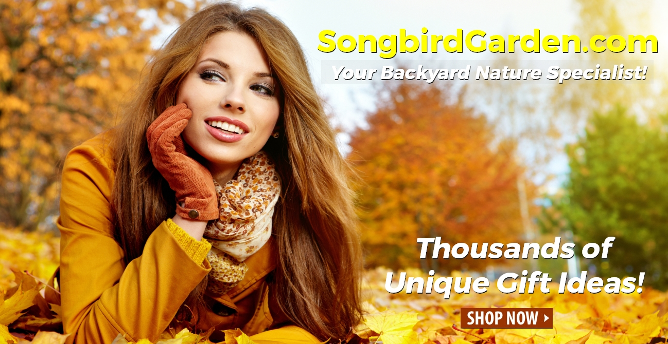 Songbird Garden - Your Nature Gift Store