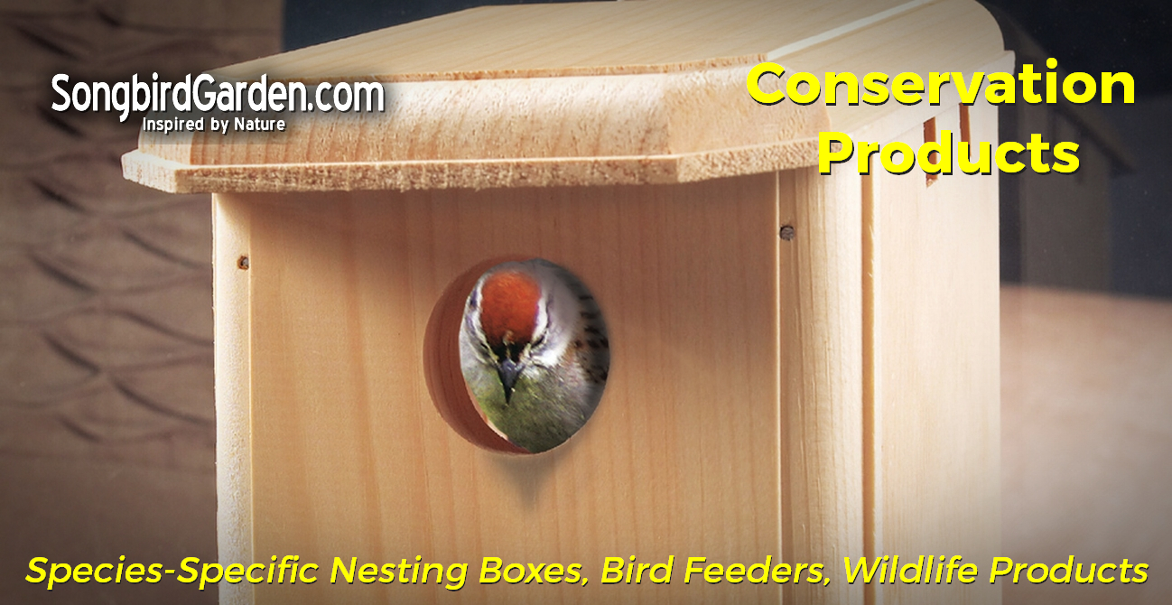 Conservation Species Specific Nest Boxes