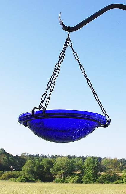 Top Flight Copper Triple Tube Bird Feeder Large Capacity