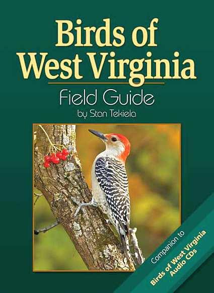 Birds of west virginia field guide