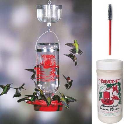 best 1 32oz hummingbird feeder