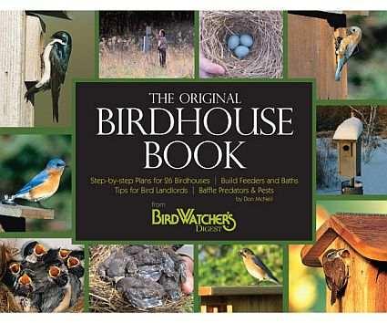 birdhouse plans book