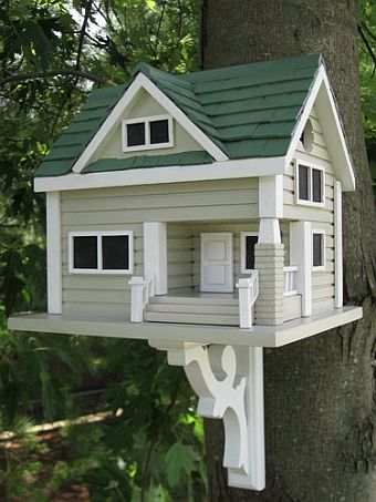 Decorative Bird Houses Artistic Bird Houses