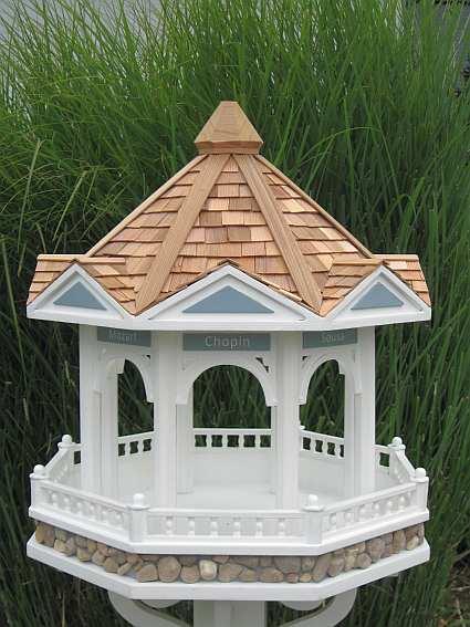 Home Bazaar Birdhouse Collection Distinctive Handcrafted