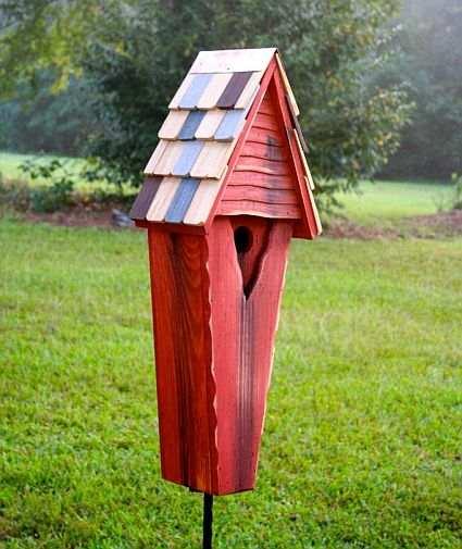 Whimsical bird houses novelty bird houses unusual and for Creative birdhouses