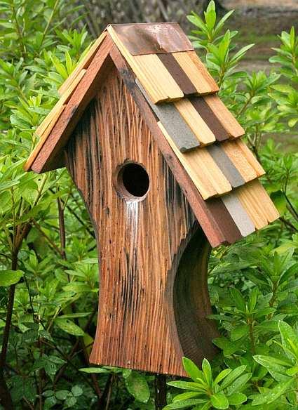 Whimsical Bird Houses Novelty Bird Houses Unusual And