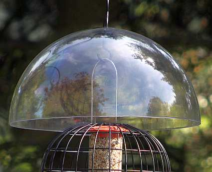 Bird Feeder Weather Domes, Weather Protection For Hanging ...