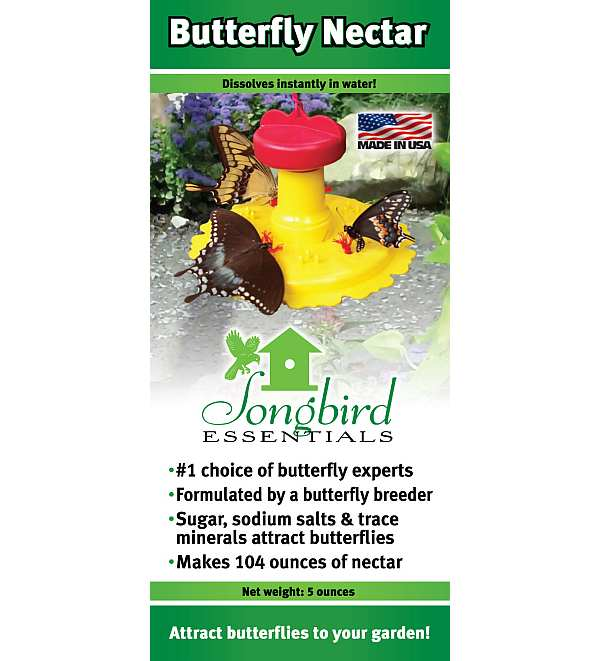 Songbird Butterfly Nectar 5 oz Tri Pack