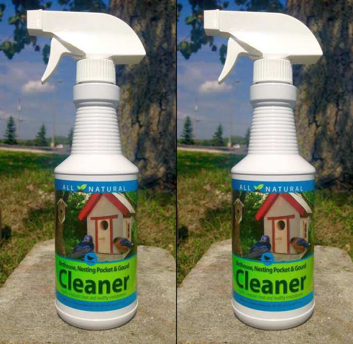 CareFree Birdhouse Cleaner 32 oz.