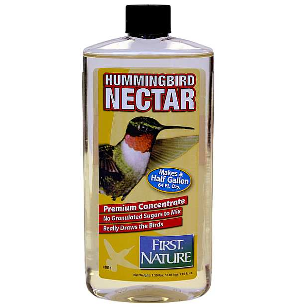 Hummingbird Nectar Concentrate 16 oz Clear 3/Pack