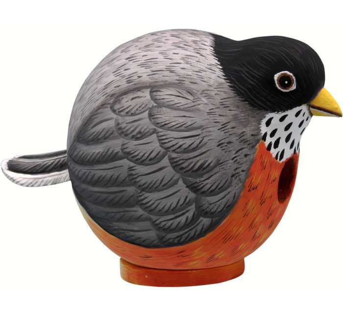 For The Birds Gord-O Robin Bird House