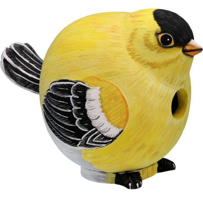 For The Birds Gord-O Goldfinch Bird House