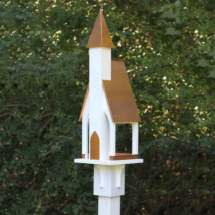 Mount Manna Church Bird Feeder