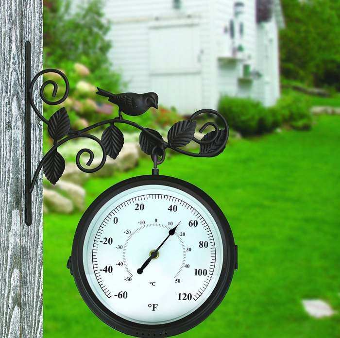 of advantages sathoud thermometer decorative digital outdoor decor wireless big decors
