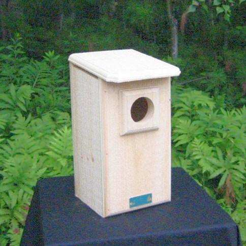 Conservation Saw-Whet/Screech Owl House