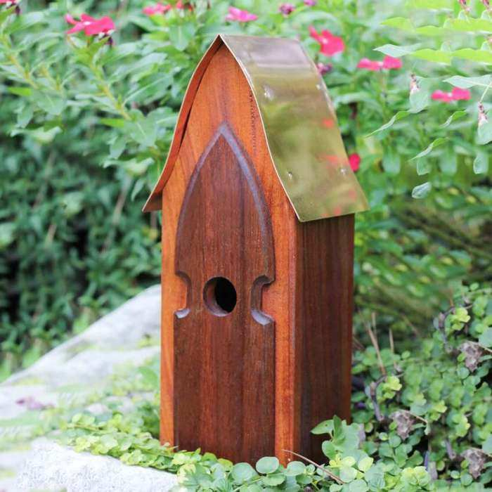 Arrowhead Lodge Birdhouse