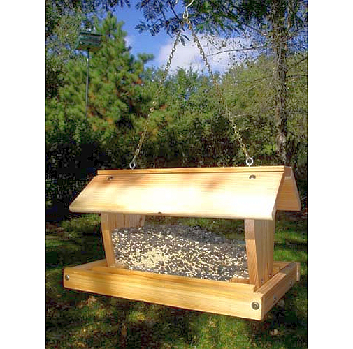 Cedar Select Medium Hanging Hopper Feeder