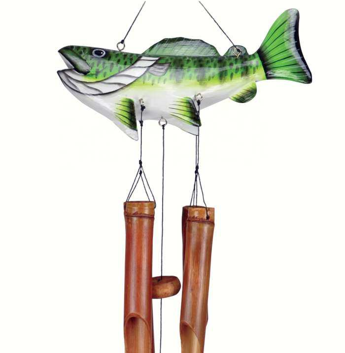 Bamboo Windchime Bass
