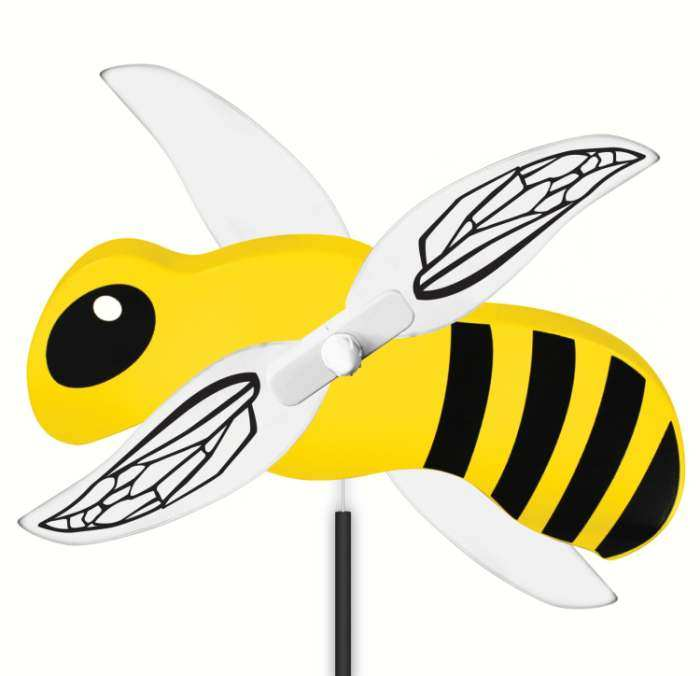 Flying Colors Bumble Bee Whirlygig