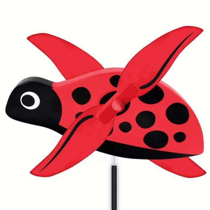 Flying Colors Ladybug Whirlygig