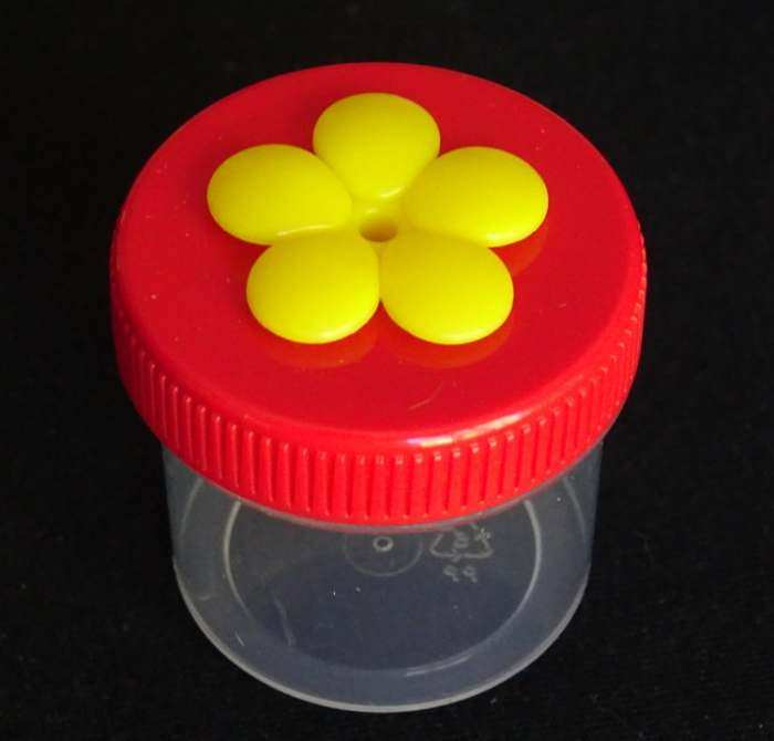 Nectar Dots Large Red/Yellow Set of 3
