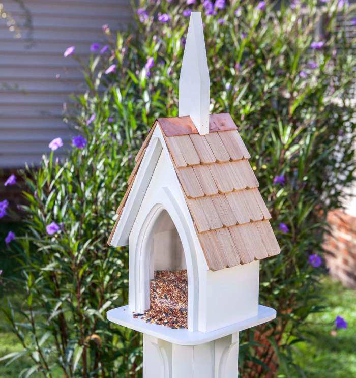 Parish Picnic Bird Feeder