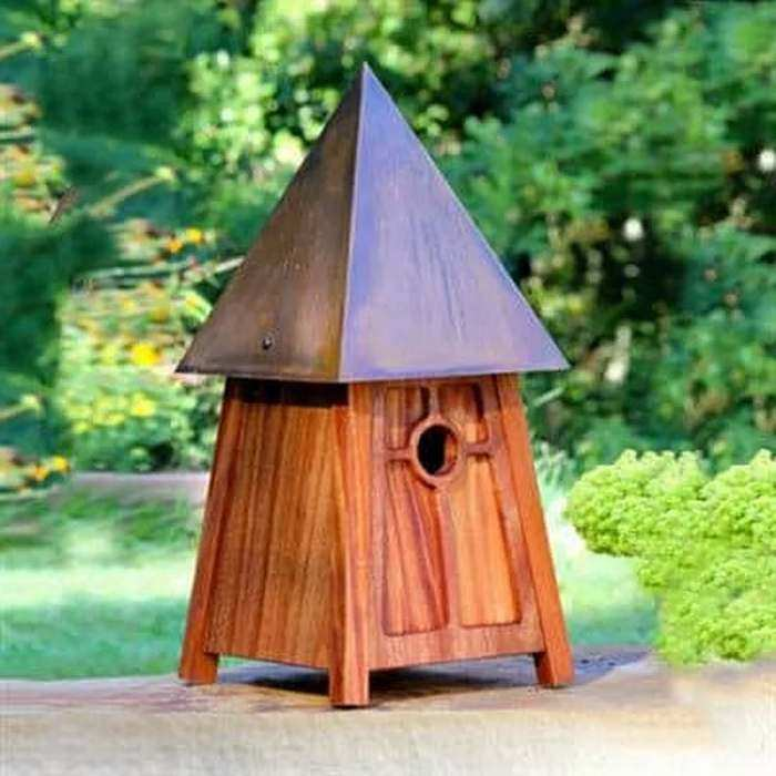 Mission Melody Birdhouse