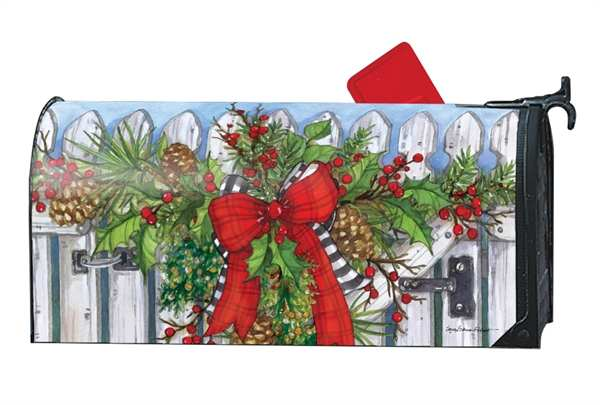 Holiday Garland MailWrap