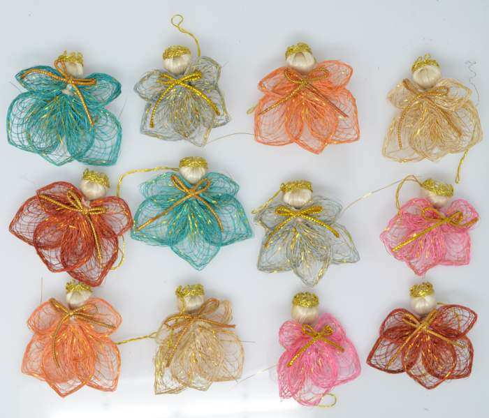 Abaca Angel Cutie Assorted Rotex 2