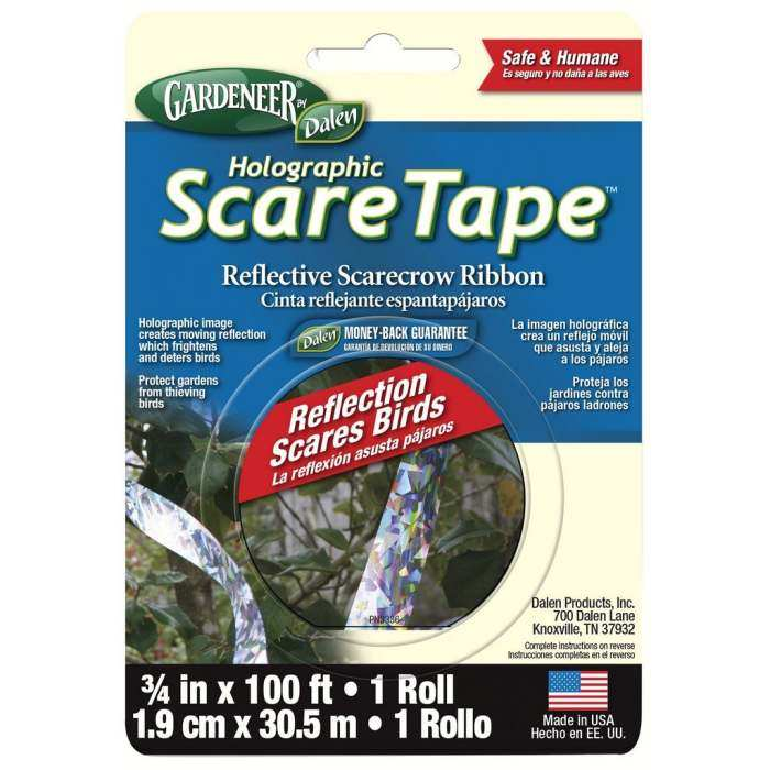 Holographic Scare Tape 3-Pack
