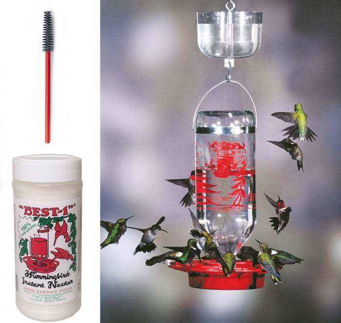 Best-1 32oz Hummingbird Feeder Kit