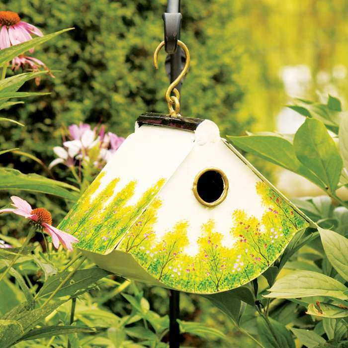 Achla Cozy Den Bird House