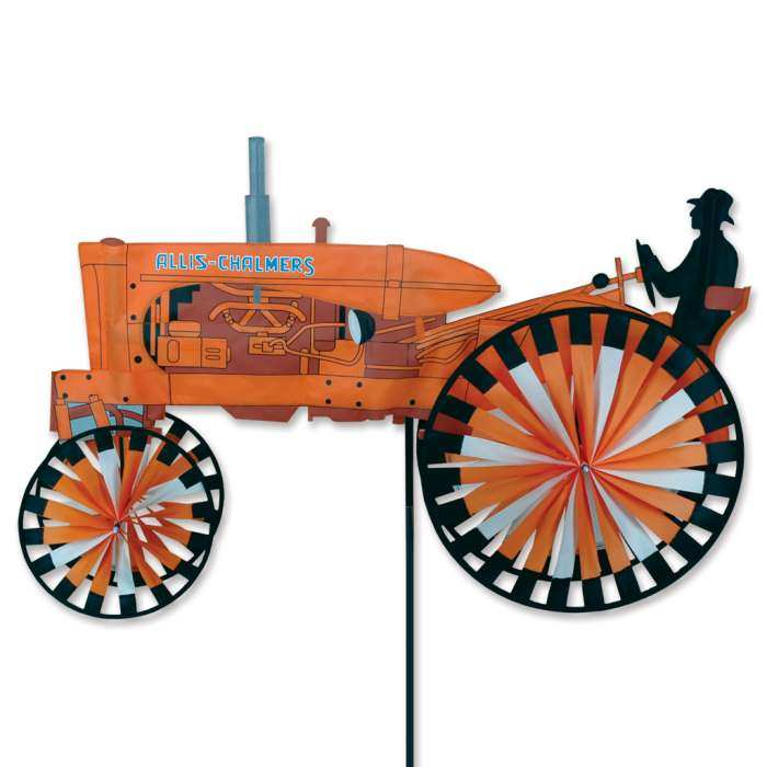 Allis Chalmers Tractor Spinner