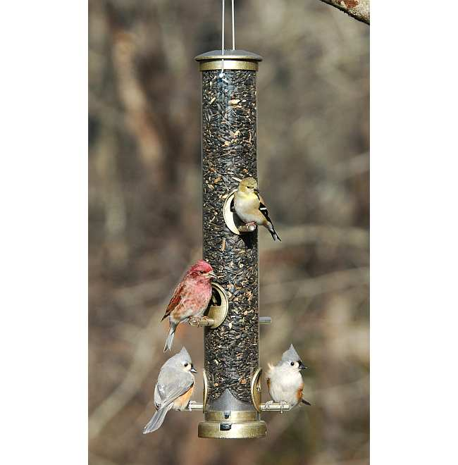 Aspects Quick Clean Seed Tube Feeder Large
