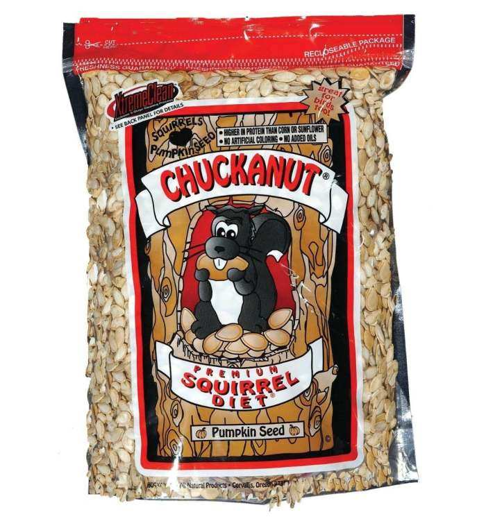 Chuckanut Premium Squirrel Food 30#