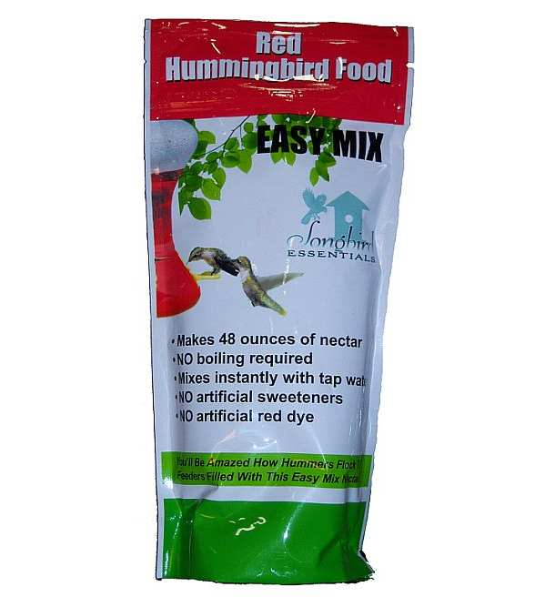 Songbird Easy Mix Hummingbird Nectar Red 6/Pack