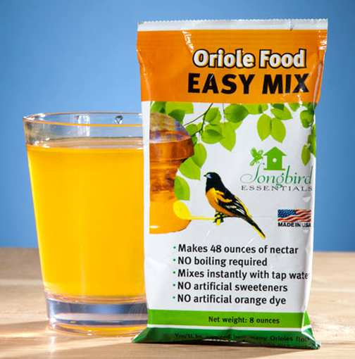 Songbird Easy Mix Oriole Nectar 6/Pack