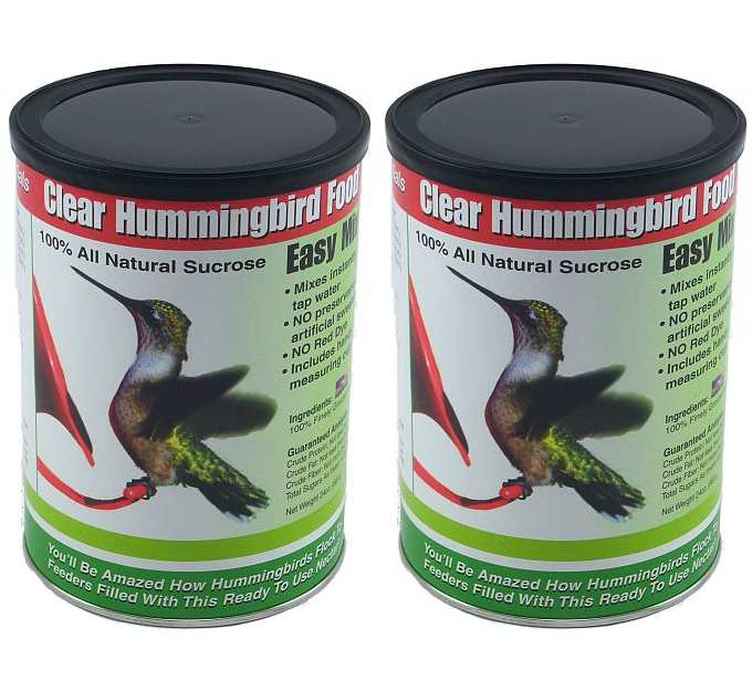 Songbird Easy Mix Clear Hummingbird Nectar 48 oz
