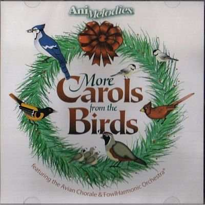 More Carols From The Birds CD