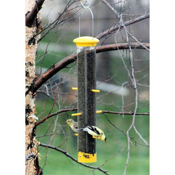 Audubon Bottoms Up Finch Feeder Set of 2
