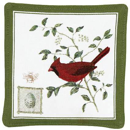 Cardinal Spiced Mug Mat Set of 2