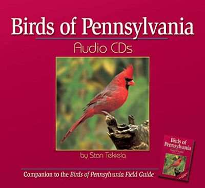 Birds of Pennsylvania Audio CDs