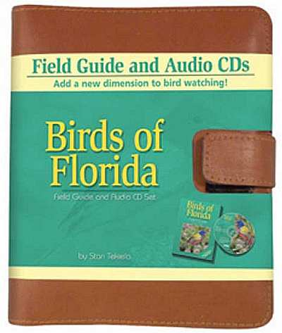 Birds of Florida Field Guide and Audio CD Set