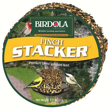 Birdola Finch Stacker 6/Pack