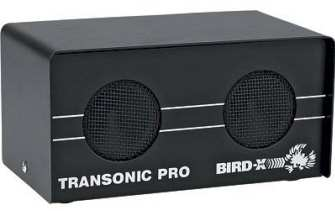 BirdX Transonic Pro Animal Pest Repeller