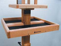 Large 4x4 Mount Seed Catcher Platform