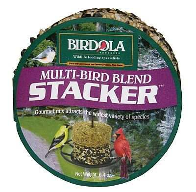 Birdola Multi-Bird Stacker 6/Pack