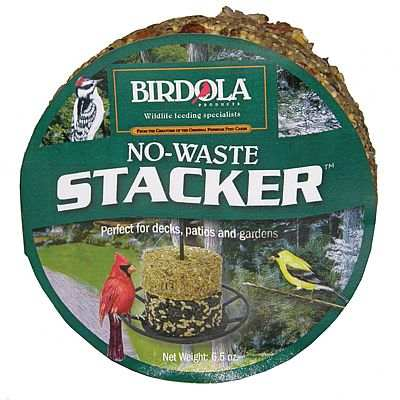 Birdola No-Waste Stacker 6/Pack
