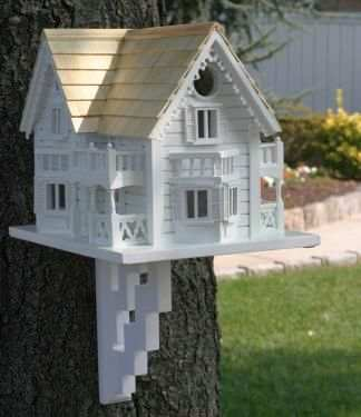 Classic Sleepy Hollow Bird House