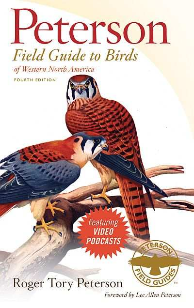 Peterson Field Guide To Birds of Western NA